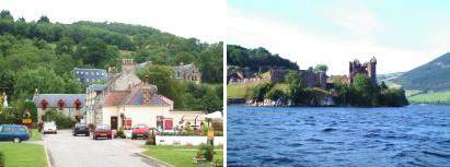 Drumnadrochit and Loch Ness